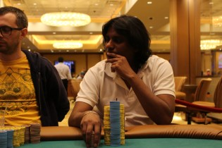Naveen Chicha 3rd Place $61,567