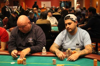 Peter Kearns (L) 144th $399 Evan Snyder (R)