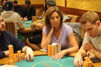 Lisa Pickell 64th Place: $1321