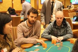 Sean Kline (L); Ryan McKnight (R)