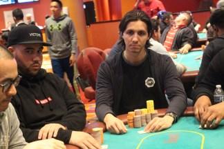 John Brakatselos Chip Count: 1.28M