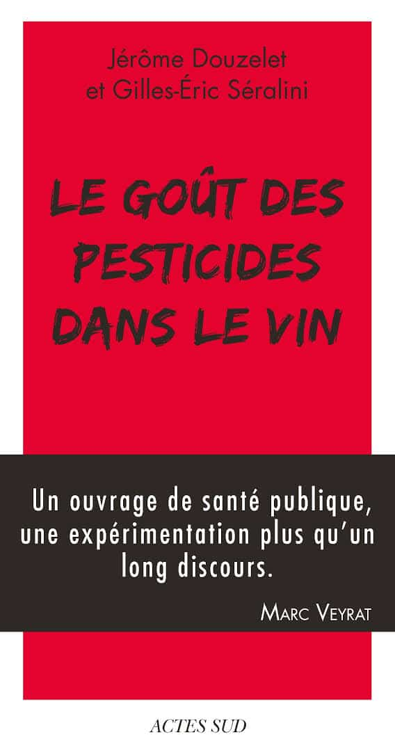 Le goût des pesticides