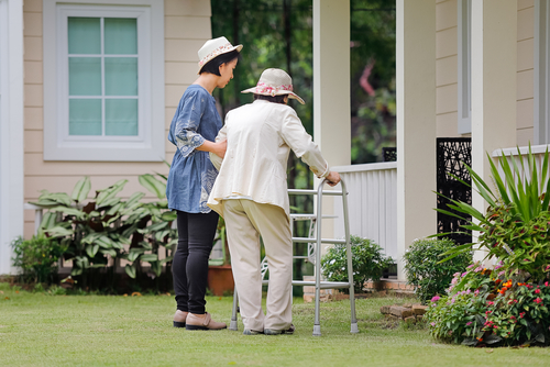 Elderly Caregiver Facts and Figures, Long Term Car