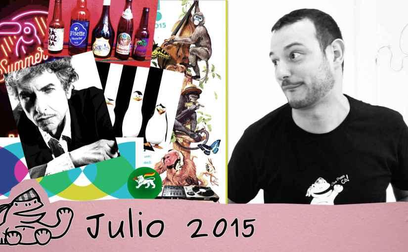 Agendica Julio 2015