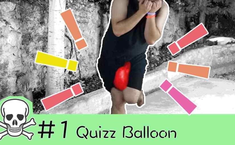 Challenge #1: Quizz Balloon