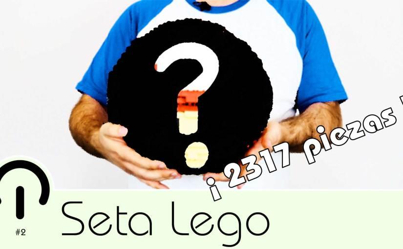 Trasteando con Seta de Lego. ¡2317 piezas!