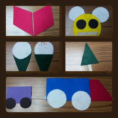 Shapes Around Us: Infant and Toddler Storytime