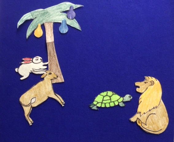 Preschool Storytime: Lions