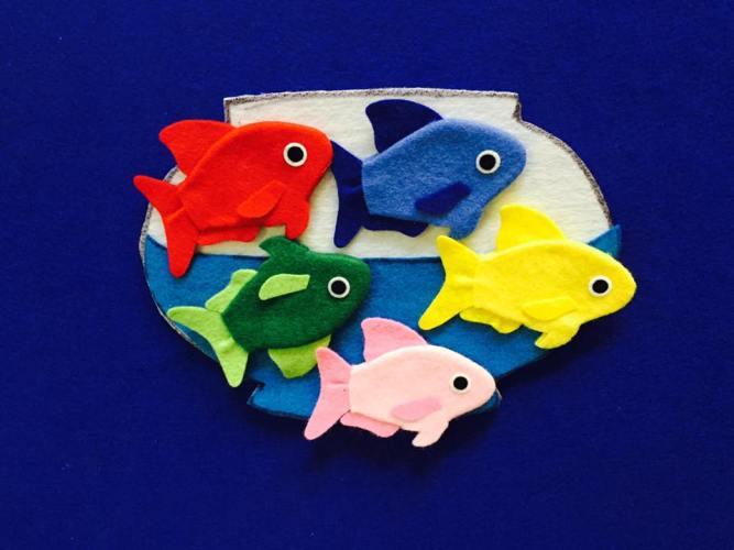 Fish! ~ Toddler Storytime