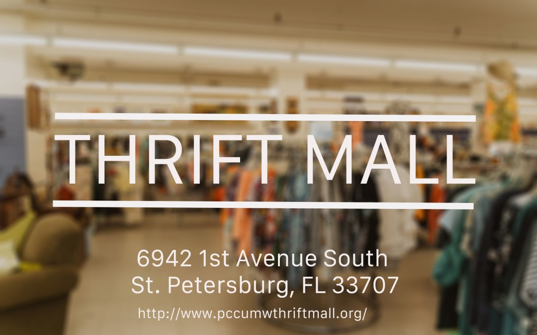 Thrift Mall April 17, 2021