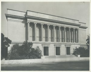 1920-30 Pasadena Masonic Temple 1