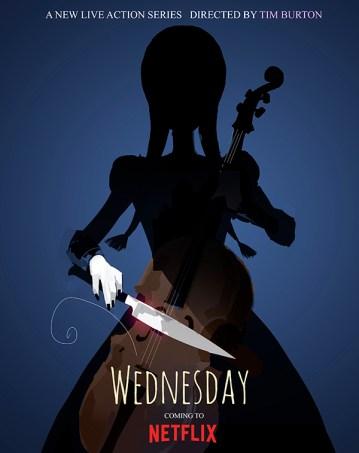 Wednesday serie