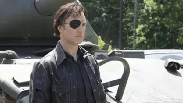 El Gobernador The Walking Dead