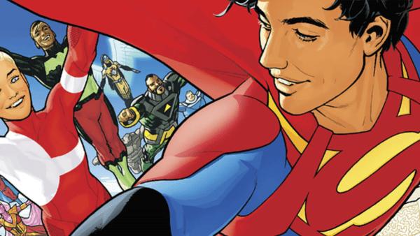 Superman Jonthan Kent