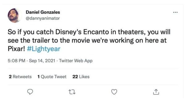 Daniel Gonzales Twitter