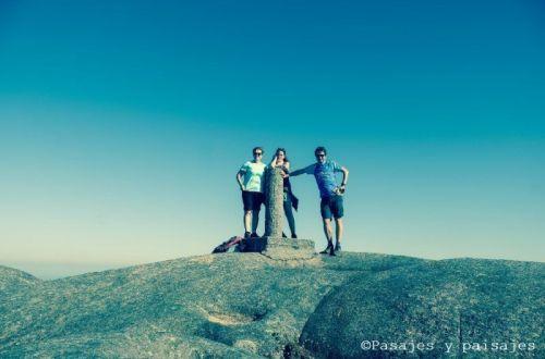 Ruta al Monte Pindo