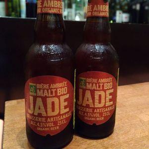 Organic Beer JADE