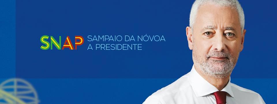 SAMPAIO DA NÓVOA A PRESIDENTE