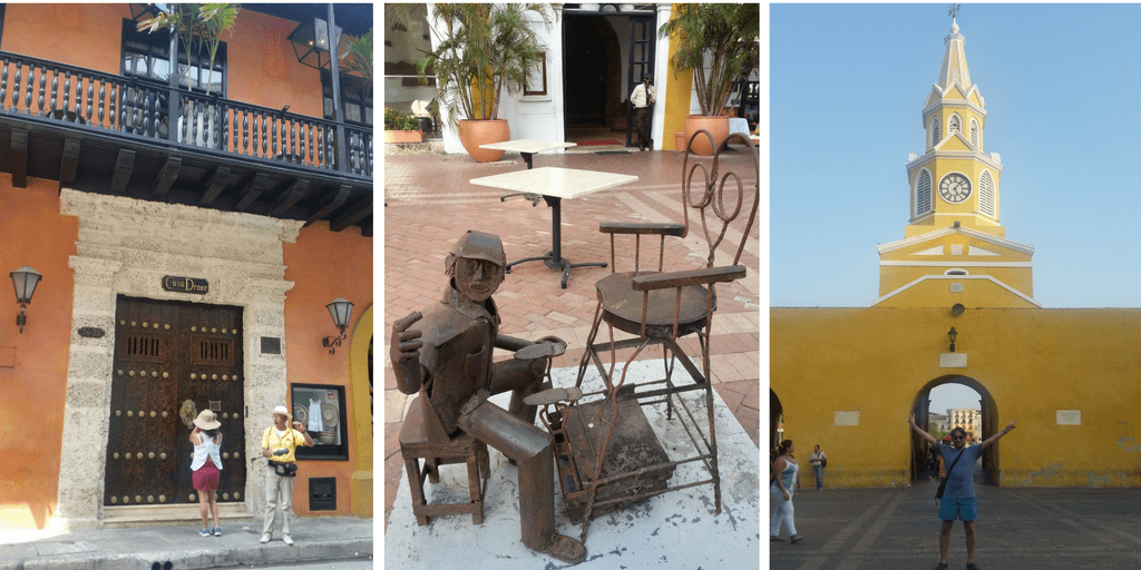 Cartagena de indias free walking tour