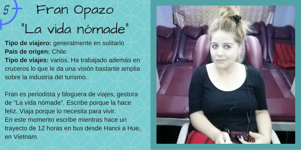 """Indispensables """"La vida nómade"""""""