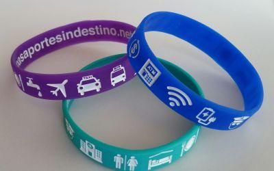 Launching of HELP! Traveler Bracelet