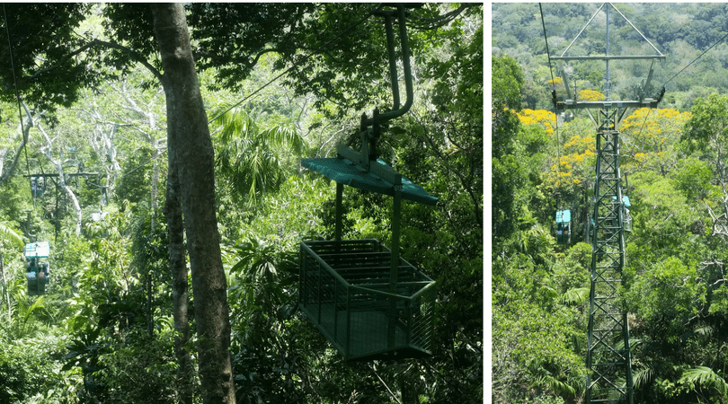 Teleférico de Gamboa Rainforest en Ciudad de Panamá