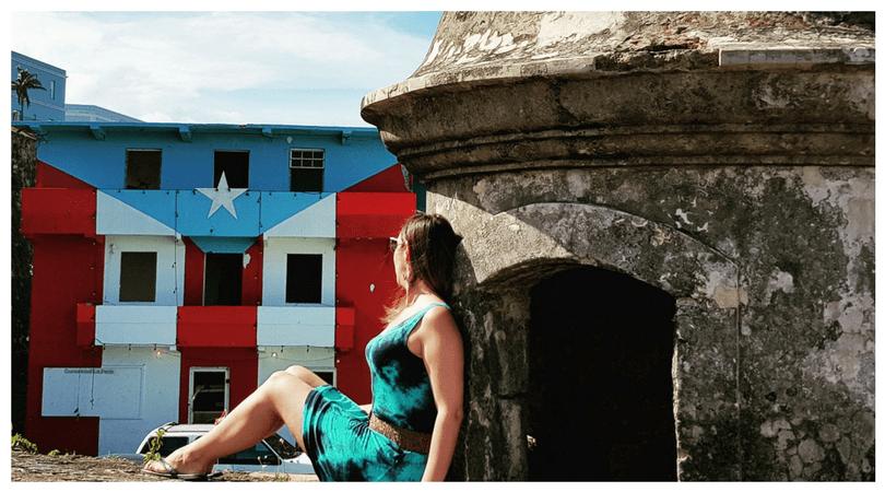 La historia de los fuertes se mezcla con los colores del barrio