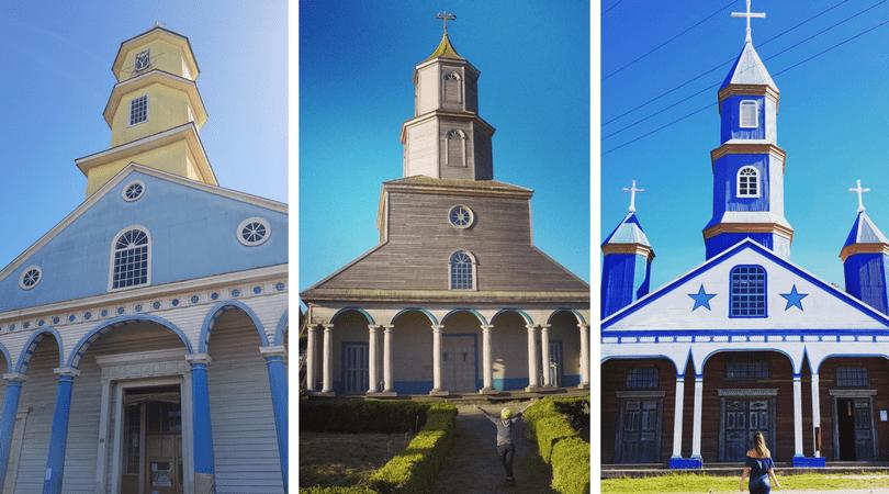 Iglesias patrimoniales de Chonchi, Nercón y Tenaún