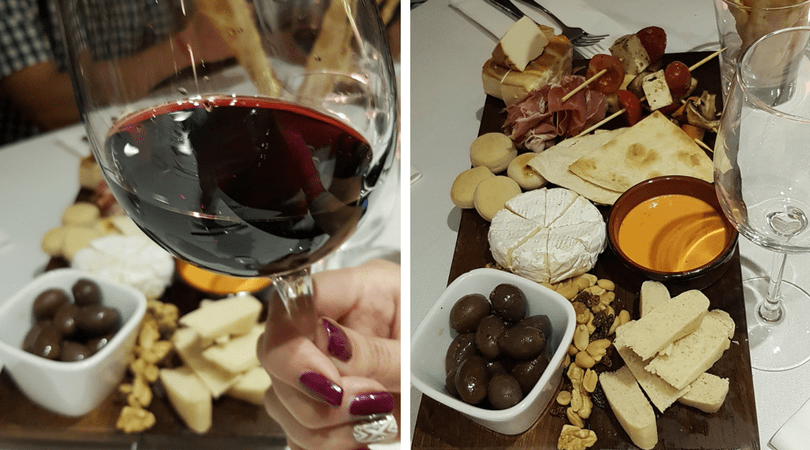 Cheese and Wine en Hotel Boutique Raíces