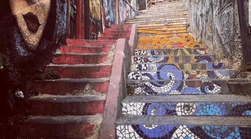Escalera Héctor Calvo