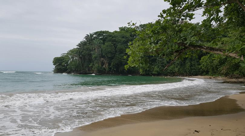 Punta Uva y sus colores