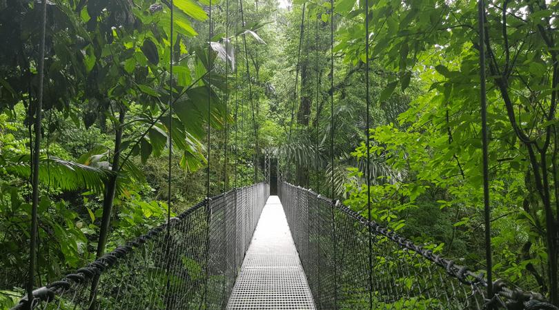 Itinerario de un roadtrip por Costa Rica – 1245 km de ¡pura vida!