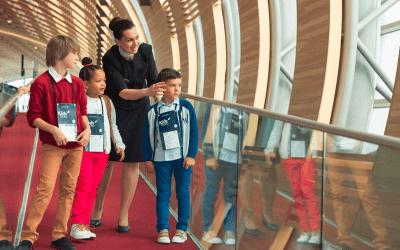 Air France estrena nuevo servicio a bordo para niños en vuelos largos