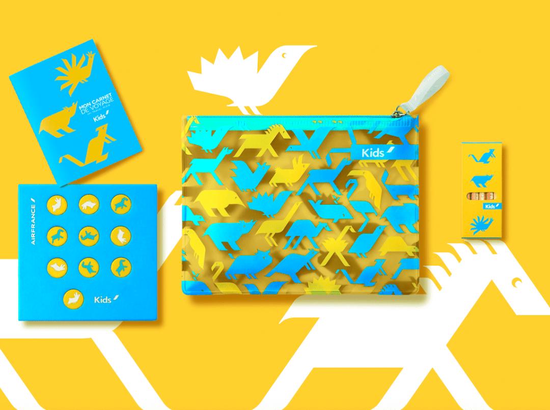 Kit para niños de 3-8 años