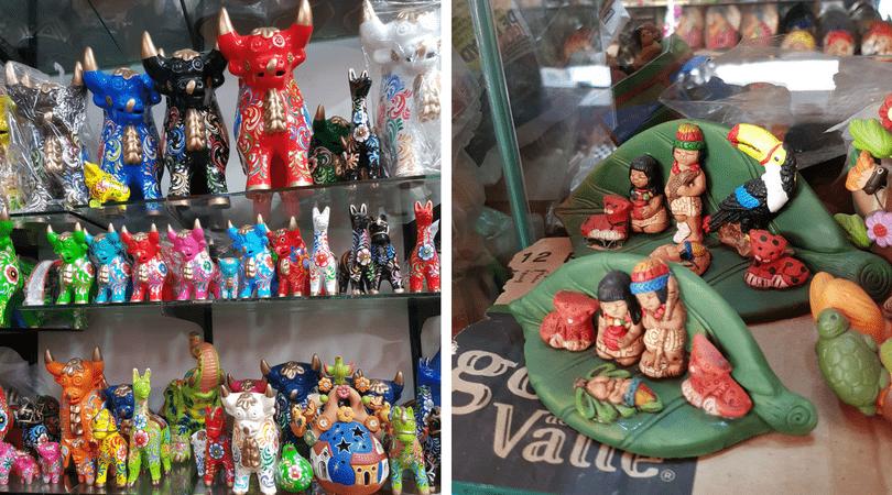 Recorriendo mercados artesanales