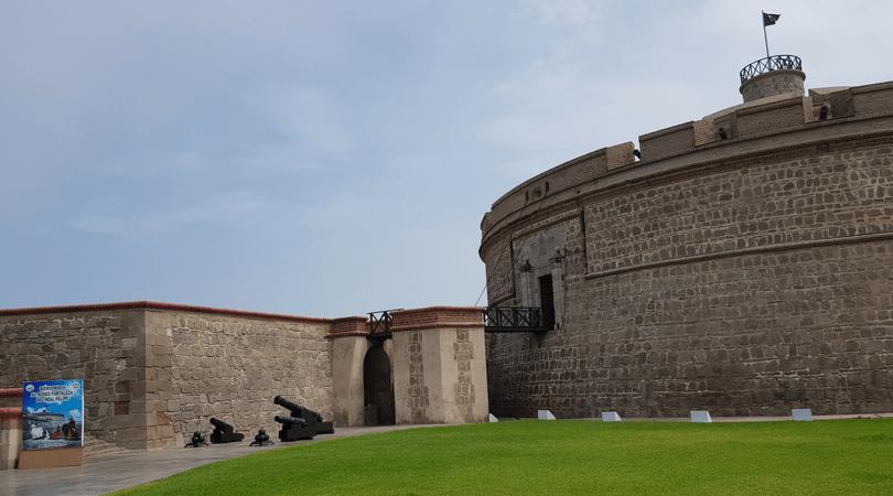 Museo militar de sitio Fortaleza de Real Felipe