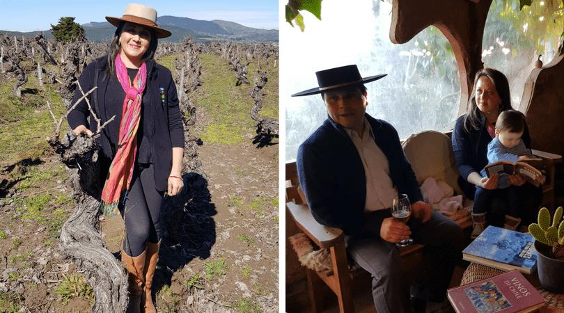 Valesca Morales y César Opazo, lel alma detrás de Caliboro Aventura