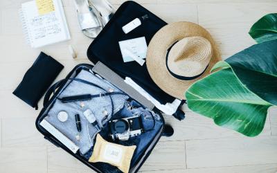 Lo que no puedes llevar en el equipaje de mano