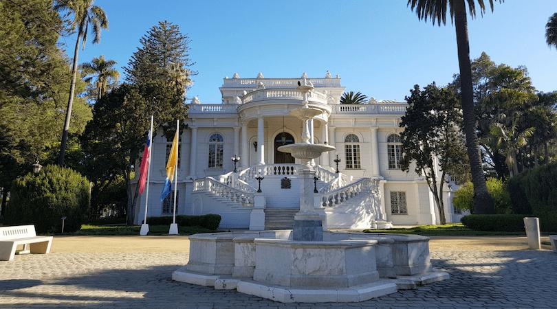 El patrimonial Palacio Rioja