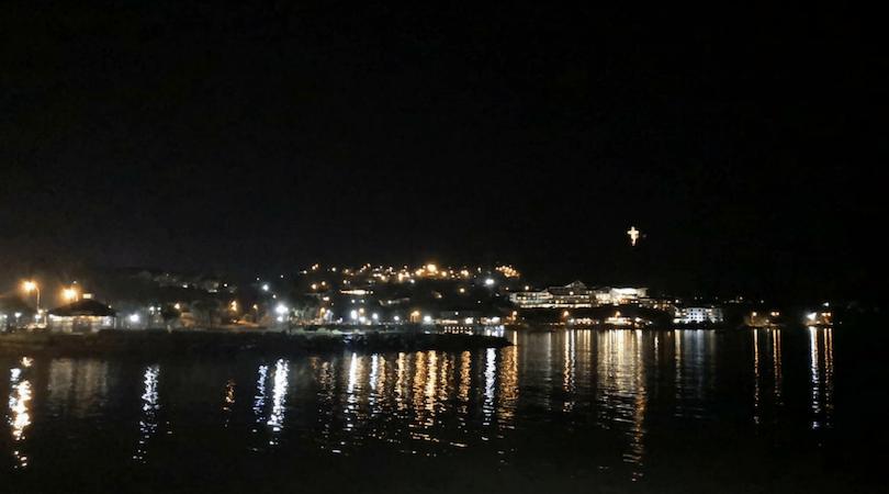 Puerto Varas de noche