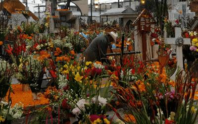 Día de Muertos en San Andrés Mixquic: experiencia y consejos para tu visita