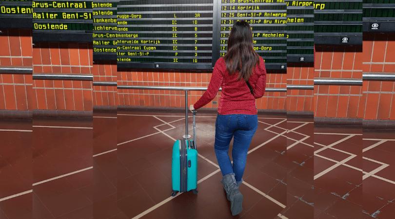 Viajar a Europa con equipaje de mano en invierno ¡sí se puede!