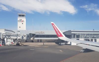 Cómo moverse desde el aeropuerto de Arequipa al centro de la ciudad