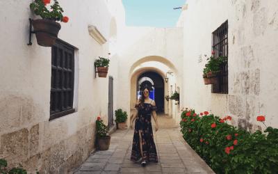 Itinerario de una escapada a Arequipa, ciudad blanca