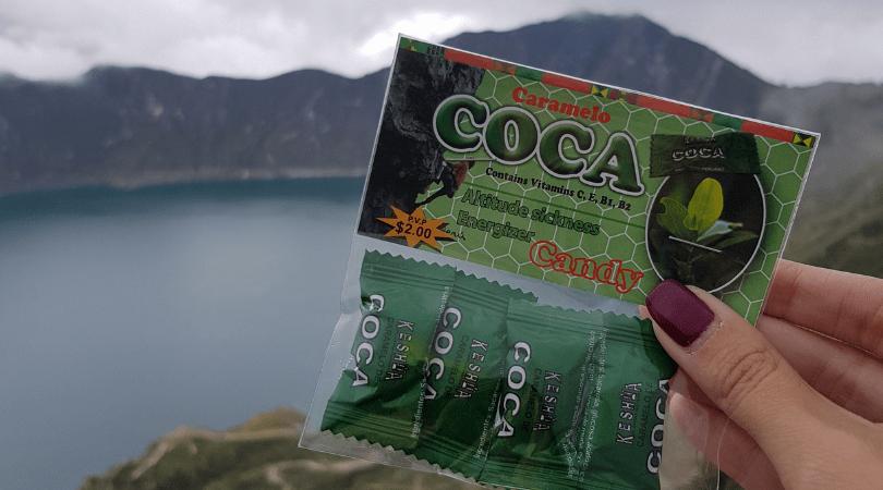 Entre las medidas que puedes tomar para mitigar la altura están los caramelos de coca