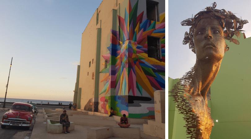 El arte urbano tomándose los rincones