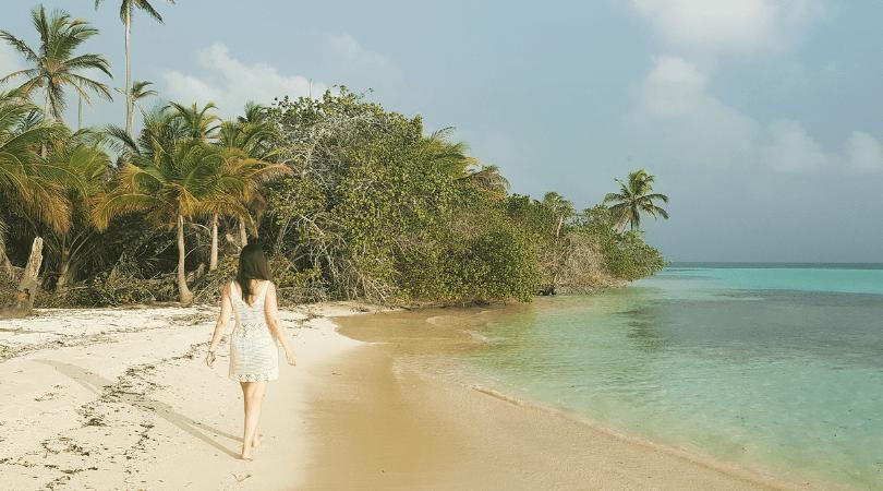 playas vírgenes sólo para tí, el sueño de cualquiera