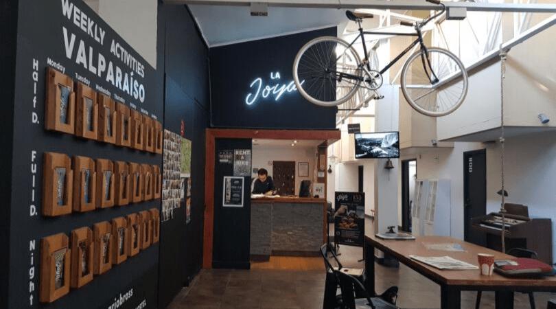 La Joya Hostel: refugio ideal para viajeros y nómadas digitales en Valparaíso