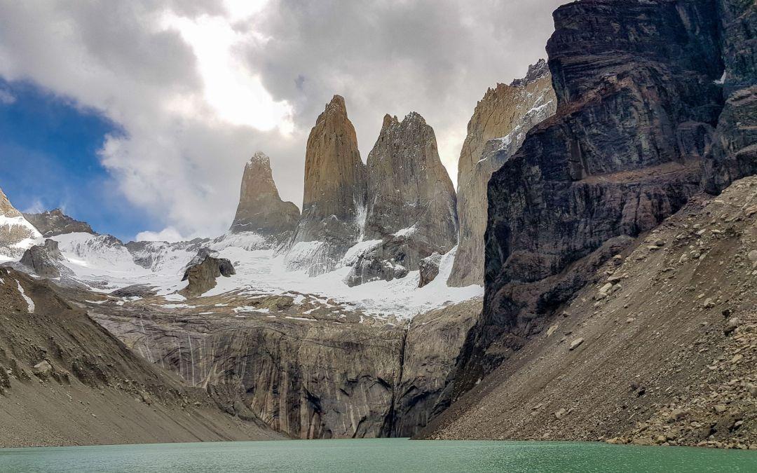 Consejos para el trekking base Torres del Paine para principiantes