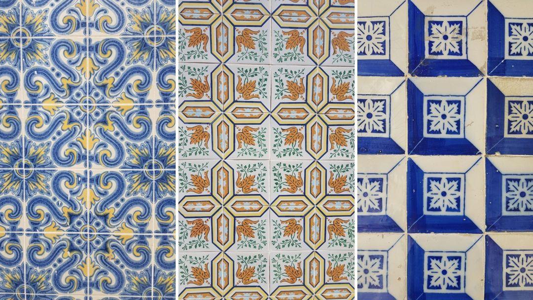 Motivos para visitar Portugal - sus azulejos